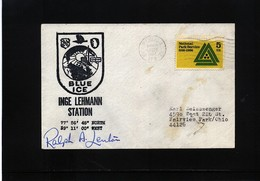 USA 1967 Inge Lehmann Station - Forschungsstationen & Arctic Driftstationen