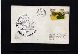USA 1966 Arctic Operations Hydro Survey Unit - Polare Shiffe & Eisbrecher