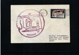 USA 1966 USS Will Rogers - Polare Shiffe & Eisbrecher
