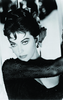 Ava Gardner PHOTO POSTCARD  FILM STARS - - Mujeres Famosas