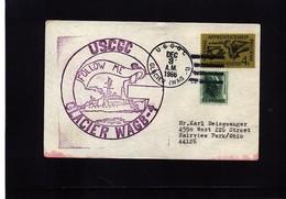 USA 1966 Arctic Operations USCGC Glacier - Polare Shiffe & Eisbrecher