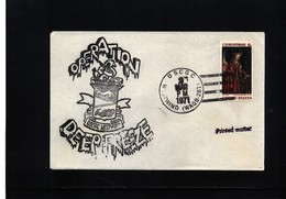 USA 1971 Operation Deep Freeze USCGC Westwind - Polare Shiffe & Eisbrecher