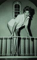 Barbara Nichols PHOTO POSTCARD  FILM STARS - - Mujeres Famosas