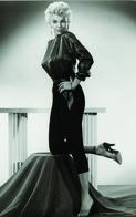 Barbara Nichols PHOTO POSTCARD  FILM STARS -1 - Mujeres Famosas