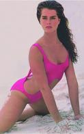 Brooke Shields PHOTO POSTCARD  FILM STARS - Mujeres Famosas