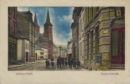 Düdelingen  Niedeschstrasse    Maison De Gros  Houstraas , Luxembg - Otros