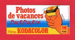 1 Autocollant Photo KODAK - Autocollants