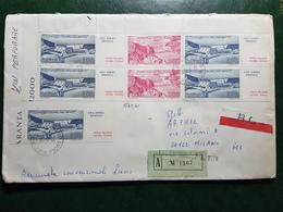 (17771) STORIA POSTALE ITALIA 1982 - 6. 1946-.. Repubblica