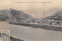 Besançon         25     La Citadelle  Et Les Usines Des Prés De Vaux     2       (Voir Scan) - Besancon