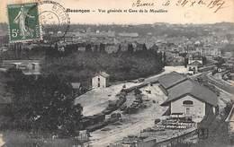 Besançon         25      Vue Générale Et Gare De La Mouillère       (Voir Scan) - Besancon