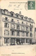 Besançon           25          Grand Hôtel De La Couronne        (Voir Scan) - Besancon