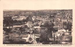Besançon           25          Vue Générale Prise Du Funiculaire         (Voir Scan) - Besancon