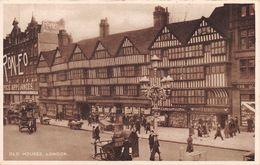 Old Houses London - London Suburbs