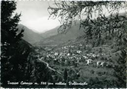 TREPPO CARNICO  UDINE  Con Vallata Valpontaiba - Udine