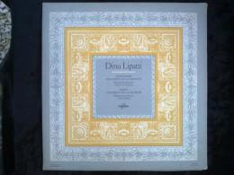 Dinu Lipatti: Schumann: Concerto En La Mineur- Grieg: Concerto/ Columbia FCX 491 - Classique