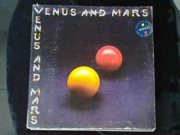 Wings: Venus And Mars/ 33 Tours Capitol SMAS 11419 - Rock