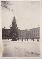 Foto Weihnachten 1940 - Nornongen (?) - Weihnachtsbaum - 8*5,5cm (39492) - Orte