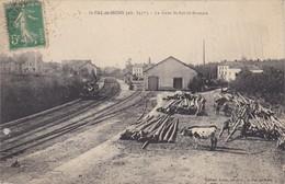Saint Pal De Mons  La Gare St Pal St Romain - Sonstige Gemeinden