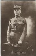 CPA - Maréchal FOCH - Photo H.Manuel - Edition A.Noyer - Hombres Políticos Y Militares