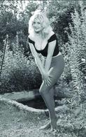 Christiane Schmidtmer PHOTO POSTCARD  FILM STARS- - Femmes Célèbres