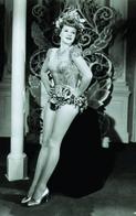 Claire Trevor PHOTO POSTCARD  FILM STARS- - Mujeres Famosas
