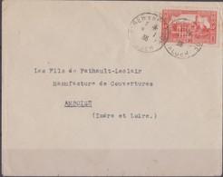 Algérie Lettre. - Algérie (1962-...)