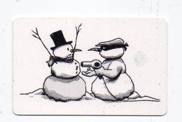 Impulz 50 Imp. Phonecard - Snowman - Slovénie