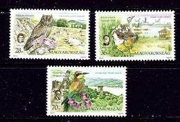 Hungary 3745-47 MNH 2001 Birds - Hungary