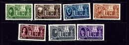 Egypt 258-64 MNH 1946 Set   #2 - Egypt