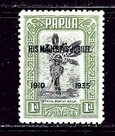 Papua New Guinea 114 MNH 1935 Overprint - Guinea (1958-...)