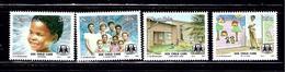 Namibia 738-41 MNH 1993 Child Care - Namibia (1990- ...)