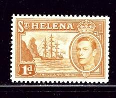 St Helena 119A MNH 1940 Issue - Saint Helena Island