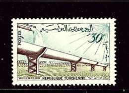 Tunisia 353 MH 1959 Aqueduct - Tunisia