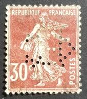 1921-1922, Sower, France, Republique Française, Used - Oblitérés
