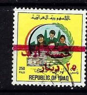 Iraq 1513 Used 1996 Overprint Issue - Iraq