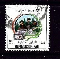 Iraq 1381 Used 1988 Issue - Iraq