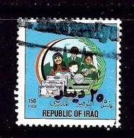 Iraq 1508 Used 1995 Overprint Issue - Iraq