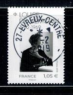 2019 LOUISE DE VILMORIN OBLITERE CACHET ROND 29-1-2019 NOUVEAUTE#228# - France