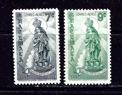Guatemala C404-05 MNH 1968 Set - Guatemala