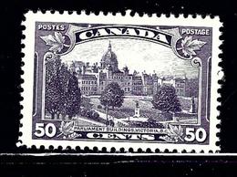 Canada 226 MH 1935 Parliament Bldgs CV 2017 $27.50 - Canada