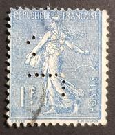 1924-1926, Sower, France, Republique Française, Used - Oblitérés