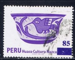 Peru 731 Used 1981 Surcharge - Peru