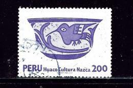 Peru 667 Used 1979 Issue - Peru