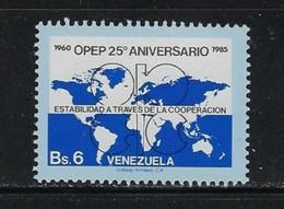 Venezuela 1339 Hinged 1985 Issue - Venezuela