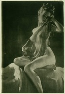 1970s VINTAGE RISQUE AMATEUR PHOTO -  NAKED WOMAN (472) - Bellezza Femminile Di Una Volta < 1941-1960