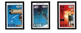Fiji 551-53 MNH 1986 Halleys Comet - Fiji (1970-...)