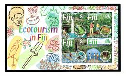 Fiji 719 MNH 1995 Ecotourism In Fiji S/S - Fiji (1970-...)