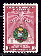 Haiti 384 MLH 1950 Issue - Haiti