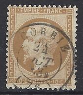 Francia U   21 (o) Napoleon III. 1862 - 1862 Napoléon III