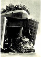 CPM* N°1958 - LOT DE 3 CARTES DU DEBARQUEMENT DE NORMANDIE - JUIN 1944 - War 1939-45